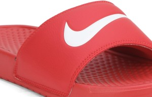 cd83981e06d6 Nike BENASSI SWOOSH Flip Flops Best Price in India