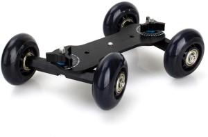 Yantralay Yantralay Professional Track Rail Slider Rolling Skater Slider Dolly For DSLR & Video Camcorders Tripod Kit, Tripod