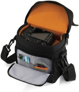 Lowepro Adventura 140 (Black)  Camera Bag