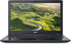 Acer E Series Core i3 6th Gen - (4 GB/1 TB HDD/Linux) Aspire E5-575-3203 Notebook