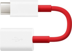 Gadget Phoenix One Plus OTG Type C (Male)To Type A (Female) Red GP / 202003601 OTG Cable