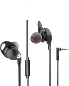 Envent Beatz 302 Black Wired Headphones