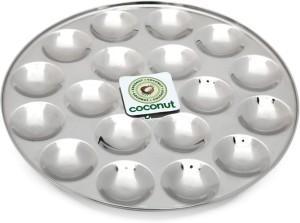 Coconut Mini Idly Plate Standard Idli Maker