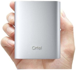 Ortel combo Portable Battery Charger 10400 mAh Power Bank