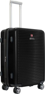 Swiss Military HTL17 Expandable  Check-in Luggage - 24 inch