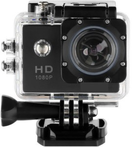 IBS 30M Under Water Waterproof 2 inch LCD Display 12 Wide Angle Lens Full Sports AC56 1080P Ultra HD Sports & Action Camera