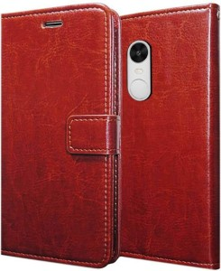 stylemybot Wallet Case Cover for Xiaomi Redmi Note 4