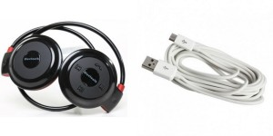 ROAR Cable Accessory Combo for SONY xperia tipo dual