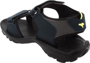 a4c7ccc4de3aa7 Fuel Men Navy Sandals Best Price in India