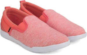 Reebok COURT SLIP ST W LP Sneakers For Women ( Red White ) 65df0c3e5