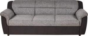 Furny Solid Wood 3 Seater Standard