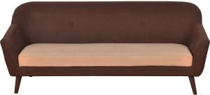 Furny Cara Smart Solid Wood 3 Seater Standard