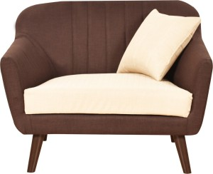 Furny Ozzie Solid Wood 1 Seater Standard