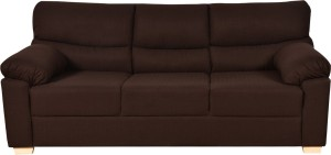 Furny Bowen comfy Solid Wood 3 Seater Standard