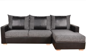 Furny Billy Right Solid Wood 3 Seater Modular