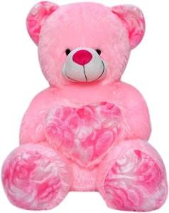 Gifteria Sweet Heart Pink Teddy Bear  - 50 cm