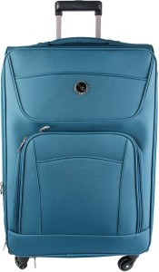 EMBLEM Sigma 24inch TBlue Expandable  Check-in Luggage - 24 inch