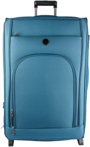 emblem Metro 24 inch TBlue Expandable  Check-in Luggage - 24 inch