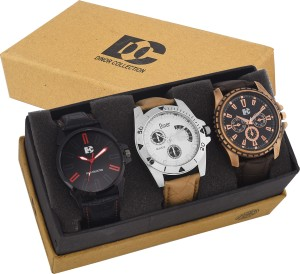 Dinor DC1588 männlich Analog Watch  - For Men