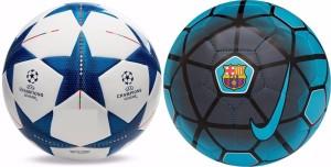 RSO UEFA CHAMPIONS LEAGUE & FCB Football -   Size: 5