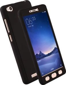 Alac Front & Back Case for Mi Redmi 3S Prime