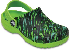 3b044a6a5 Crocs Girls Slip on Clogs Multicolor Best Price in India