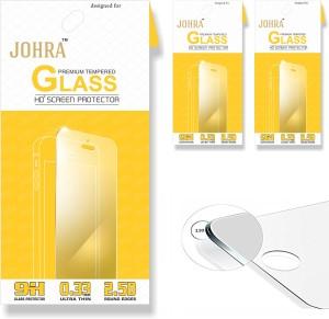 Johra Tempered Glass Guard for Motorola Moto G5 Plus