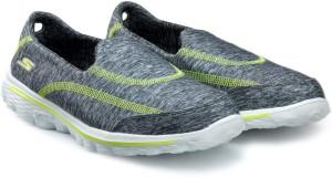 ebe5004dfe58 Skechers GO Walk 2 360 Sneakers Grey Best Price in India
