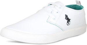 Scatchite Rock-White Sneakers