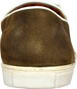 741676025c34 Allen Cooper Allen Cooper Men s Leather Casual Shoes Loafers Olive ...