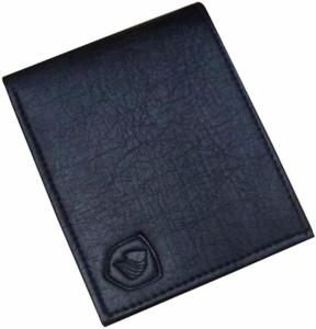 LANDER Men Black, Beige Artificial Leather Wallet