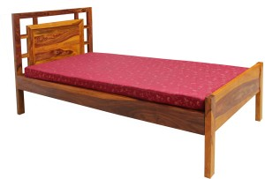 Induscraft Solid Wood Single Bed