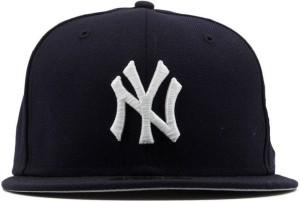 Trendmakerz Embroidered Black NY Hip Hop Hat Cap