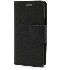 size 40 73eb0 657fe GadgetM Flip Cover for Lyf Water 1 (LS-5002)Black