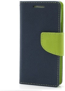 new styles 4ecb7 71fcc MPE Flip Cover for Lyf Water 1 (LS-5002)Blue