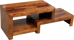 Induscraft Solid Wood TV Entertainment Unit