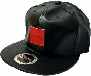 83eab3cddb6 Friendskart Self Design UNKUT Leather Hip Hop Cap In Black Colour For Mens  And Womens Cap Best Price in India