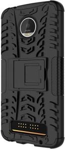 BESTTALK Back Cover for Motorola Moto Z Play