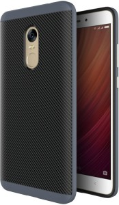 Bounceback Back Cover for Mi Redmi Note 4 [Perfect fit for Indian Version]
