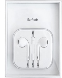 Hisonton Earpods Earphones for iPod iPad iPhone 5 5S 6 6 Plus 6S 6S Plus Wired Headphones