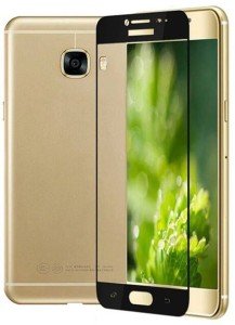 Carrywrap Tempered Glass Guard for Samsung Galaxy C7 Pro