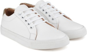 Chemistry CKFWCS40010 White Detailled Back Sneakers