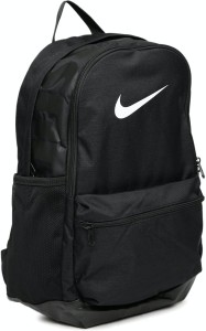 Nike Printed Brasilia Medium Training 24 L Laptop Backpack Black ... 74c46514cd178