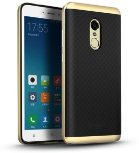 iCreations Back Cover for Xiaomi Redmi Note 4 [ ipaky hybrid]