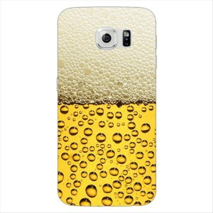 #Hipster Back Cover for Samsung S6 Edge