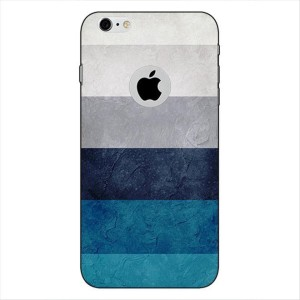 size 40 a4ddf 1f552 #Hipster Back Cover for iPhone 6 (Apple Hole)Stripes Pattern