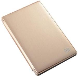 newest 9c772 be21c Moca Flip Cover for Flip Cover for XiaoMi Mi Pad 1 / MiPad (1st Gen) Ultra  Slim Premium Smart (Auto wake / sleep) Folio Flip cover caseGold