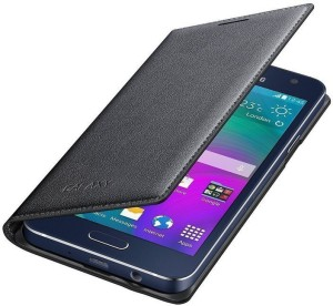 Helix Flip Cover for Samsung Galaxy A9 Pro (2016)