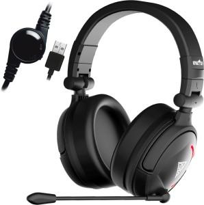 Gamdias Hephaestus V2 Stereo Lighting Wired Headset With Mic