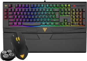 Gamdias Ares 7 Color - GKC6011 Gaming Wired USB Gaming Keyboard